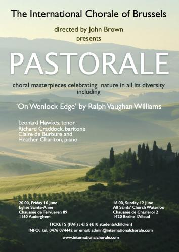 Pastorale, a concert of music inspired by nature