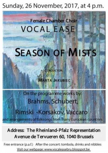 Vocal Ease - Season of Mists