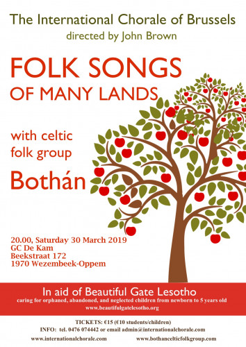 Folk Songs Concert